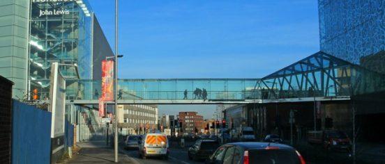 Highcross Shopping Centre Leicester