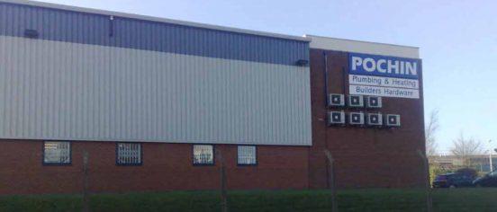 Pochins Warehouse - Metal Roof / Wall Sheeting